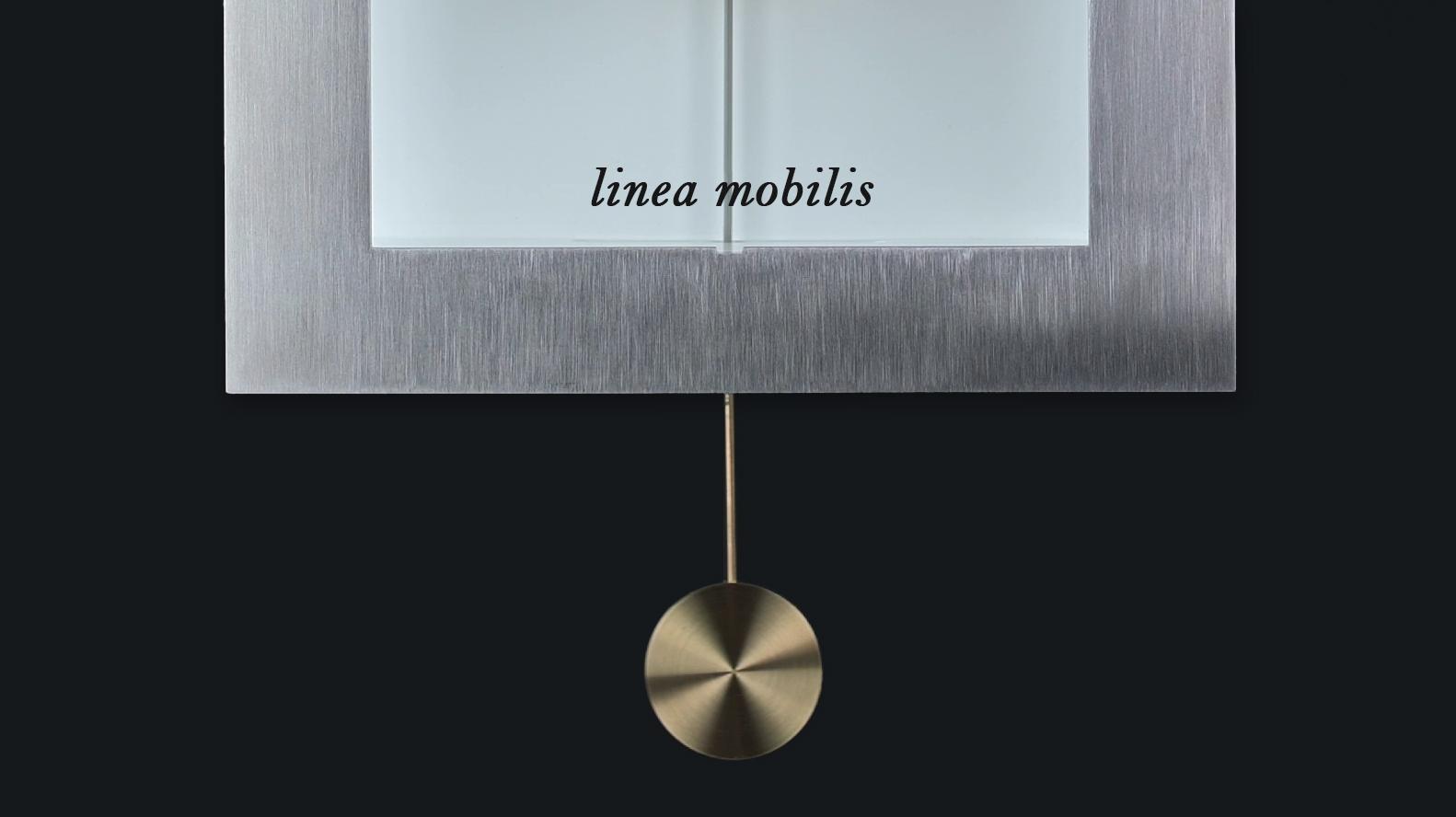 facade Pendule linea mobilis